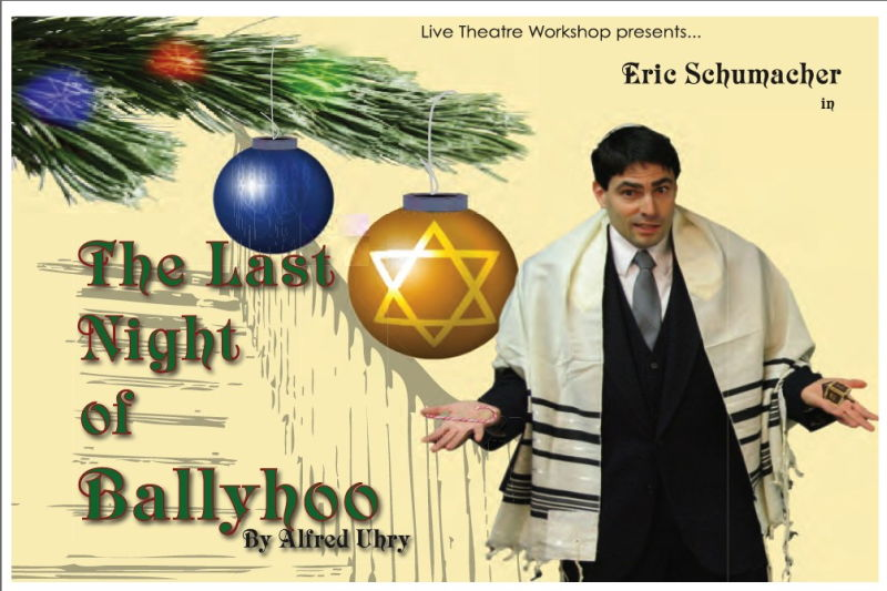 an analysis of the last night of ballyhoo play by alfred uhry The last night of ballyhoo is an apology by the author, alfred uhry, who is trying to come to terms with his own quest for identity jews comprise a prominent.