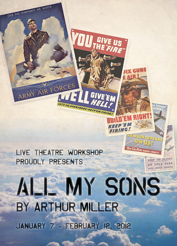 "an analysis of arthur millers play all my sons References to the miller's play, ""all my sons"", written in 1947 there are few articles conducted as marxist arthur miller's all my sons through a marxist."